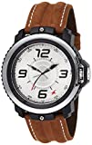 Fastrack Analog Grey/Silver Dial Men's Watch - 38017PL02