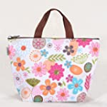 Waterproof Picnic Lunch Bag Tote Insu...