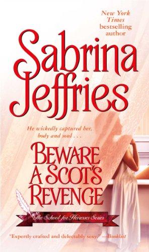 Image of Beware a Scot's Revenge (School for Heiresses, Book 3)