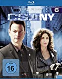 CSI: NY - Season 6 [Blu-ray]