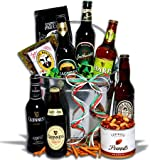 Irish Beer Bucket Gift Basket – 6 Beers