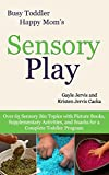 Sensory Play: Over 65 Sensory Bin Topics with Additional Picture Books, Supplementary Activities, and Snacks for a Complete Toddler Program (Busy Toddler, Happy Mom)