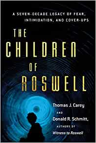 Children of Roswell   Witness Legacy of the Roswell UFO Crash by Tom Carey - powered by Inception Radio Network