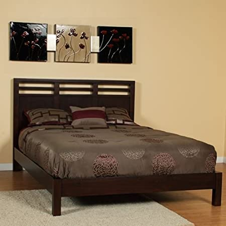 Parkrose Platform Queen Bed