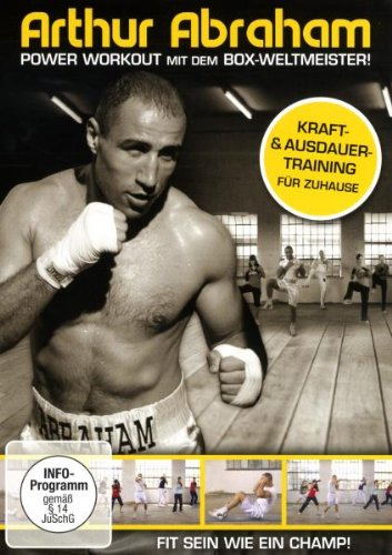 Arthur Abraham - Power Workout mit dem Box Weltmeister