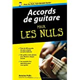 Accords de guitare Poche Pour les nulspar Antoine Polin