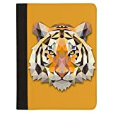 Padfolio Letter Paper Pad Case Triangle Bengal Tiger