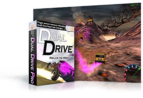 dual-drive-pro-active-feedback-game-for-wild-divine-iom-finger-sensors