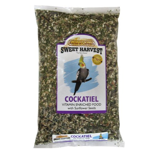 Cheap Sweet Harvest Vitamin Enriched Cockatiel No Sunflower Seeds (B006I0JRDM)