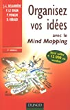 Organisez vos ides avec le Mind Mapping