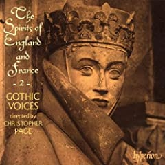 The Spirits of England and France, Vol. 2: Songs of the Trouvres