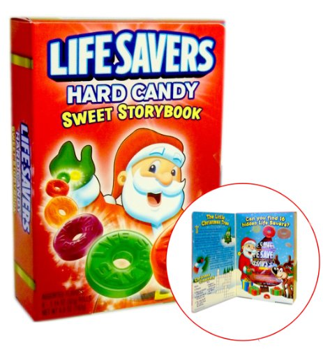 Lifesavers Christmas Sweet Storybook