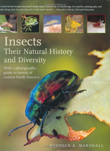 Insects: Their Natural History and Diversity: With a...