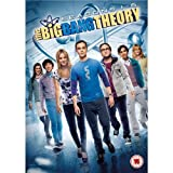 Big Bang Theory TV Series 1-6 DVD Collection [ 19 Discs ] Boxset : Season 1,2,3,4,5,6