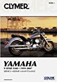 img - for YAMAHA V-STAR 1100 1999-2007 *SERVICE *REPAIR *MAINTENANCE book / textbook / text book