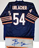Brian Urlacher Autographed / Hand Signed Chicago Bears Authentic Jersey - FREE SHIPPING - at Amazon.com