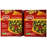 MTR Ready To Eat Alu Methi, 10.58 Ounce