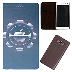 DooDa - For Asus Zenfone 4 PU Leather Designer Fashionable Fancy Flip Case Cover Pouch With Smooth Inner Velvet