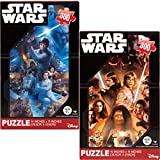 Star Wars Jigsaw Puzzle 300 piece (set of 2)