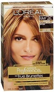 Preference Les True Brunettes Ultra Lightening Hair Color, Ash Brown ...