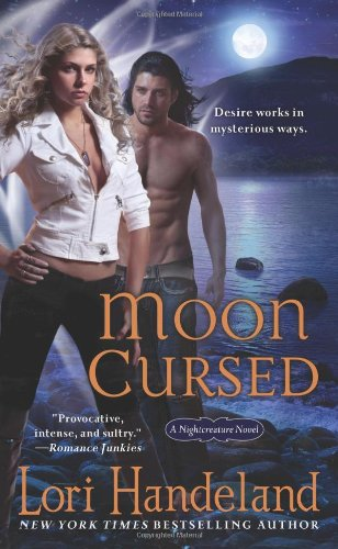 Image of Moon Cursed (Night Creature Novels)
