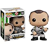 Funko Pop! Movies: Ghostbusters - Dr. Peter Venkman Action Figure