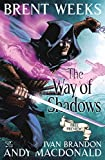 img - for The Way of Shadows: The Graphic Novel (First Chapter Free Preview) (The Night Angel Trilogy) book / textbook / text book