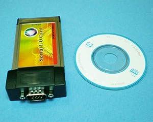 「119」ノートPC用PCカード(PCMCIA) から シリアルRS232-525208