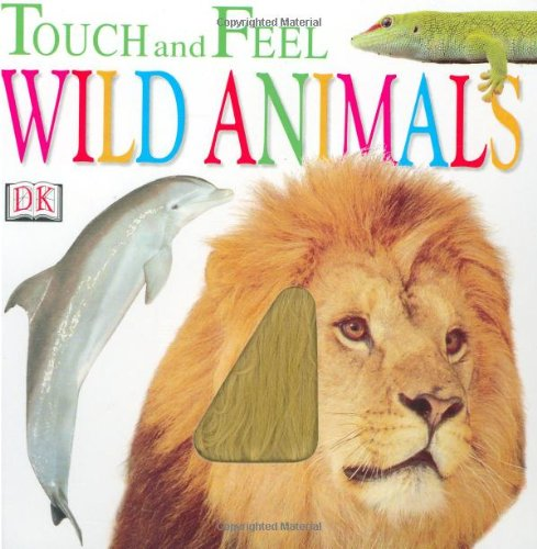 Wild Animals (Touch And Feel) front-845753