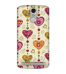 Fixed Price Printed Back Cover For Lenovo K5 Note (Multicolor)
