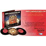 Andy Fairweather Low & The Low Riders Live From The New Theatre, Cardiff Triple Disc 2 x CD & 1x DVD