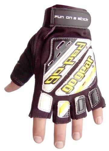 Go-Ped Go-Gear Half-Fingered Glove (Large)