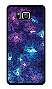 Samsung Galaxy Alpha Printed Back Cover