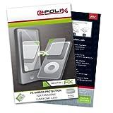 AtFoliX FX-Mirror screen-protector for Panasonic Lumix DMC-LZ30 - Fully mirrored screen protection!