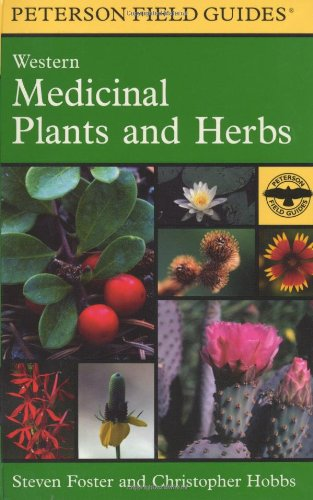 A Field Guide To Western Medicinal Plants And Herbs (Peterson Field Guides) front-21582