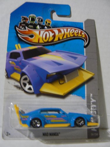 Hot Wheels HW City Mad Manga - 1