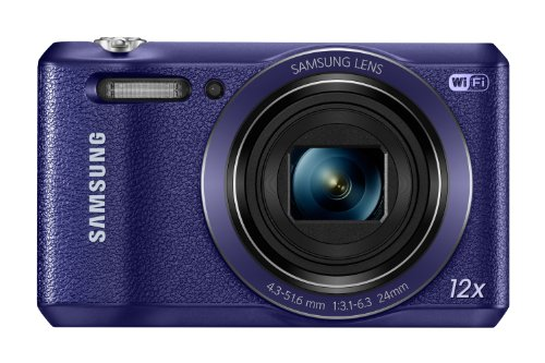 Samsung WB35F 16.2MP Smart Photo