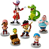 Disney Jake and the Never Land Pirates Figurines set - 7 Piece