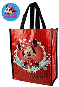 (Minnie Mouse) Bag Small Red