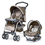 Chicco Cortina KeyFit Travel System, Chevron