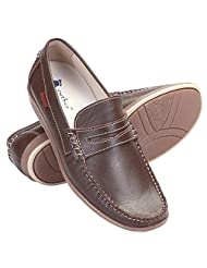 Cythos Cythos Men Vegas Shoes Brown Leather
