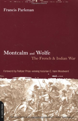 Montcalm And Wolfe: The French And Indian War front-927012