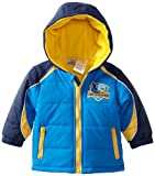 Little Rebels Baby-boys Infant 1 Piece Extreme Snowboard Jacket, Blue, 24 Months