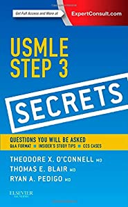 USMLE Step 3 Secrets, 1e