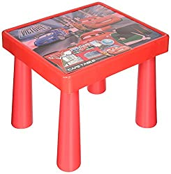 Kids Only Disneys Cars 2 Phase 2 Cafe Table