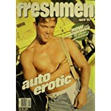 Freshmen April 1997 (auto erotic) ~ Freshmen Magazine