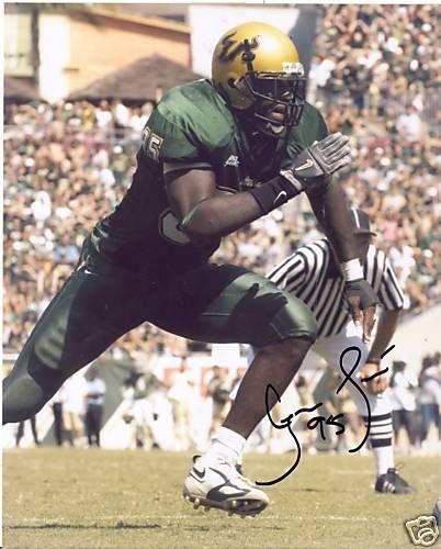 Signature Jason Pierre Paul: South Florida Bulls Authentic Jersey, South Florida