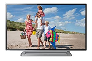 Toshiba 50L2400U 50-Inch 1080p 120Hz LED HDTV (Black/Gun Metal)