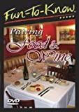 echange, troc Pairing Food and Wine [Import anglais]