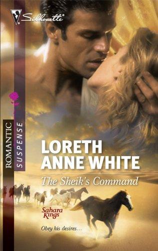 Image for The Sheik's Command (Silhouette Romantic Suspense)